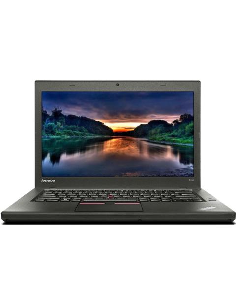 Lenovo ThinkPad T450 Ultrabook | 14 inch HD | 4e generatie i5 | 256GB SSD | 16GB RAM | QWERTY/AZERTY/QWERTZ