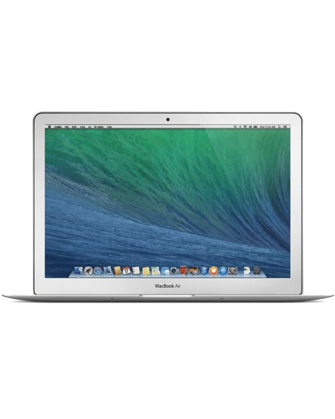 MacBook Air 11-inch Core i5 1.4 GHz 128 GB SSD 4 GB RAM Zilver (Early 2014)