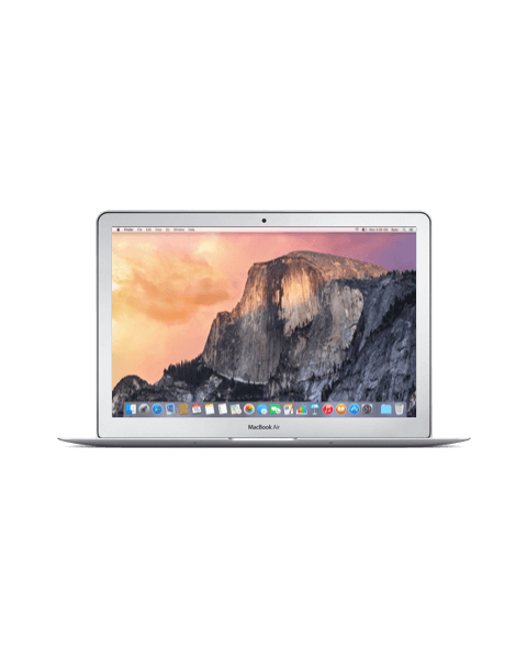 MacBook Air 13-inch Core i5 1.8 GHz 128 GB SSD 8 GB RAM Zilver (2017)