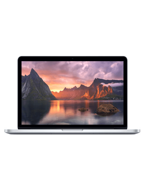 MacBook Pro 13-inch Core i5 2.0 GHz 256 GB SSD 8 GB RAM Spacegrijs (Late 2016)
