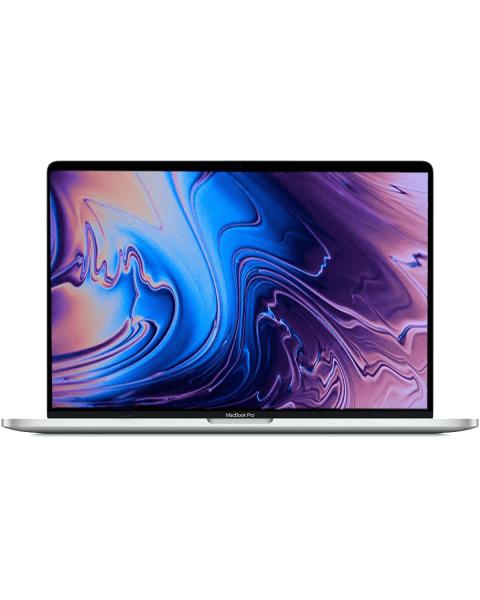 MacBook Pro 13-inch | Touchbar | Core i7 2.7 GHz | 1TB SSD | 16GB RAM | Zilver (2018)