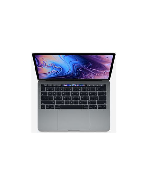 MacBook Pro 13-inch Core i5 2.3 GHz 256 GB SSD 8 GB RAM Zilver (Mid 2018)