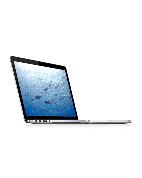 MacBook Pro 15-inch Core i7 2.5 GHz 512 GB SSD 16 GB RAM Zilver (Mid 2014)