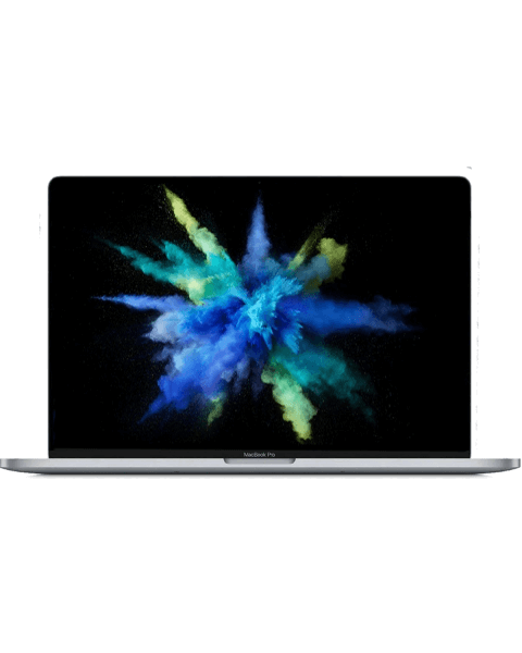 MacBook Pro 15-inch Core i7 2.9 GHz 2 TB SSD 16 GB RAM Spacegrijs (Late 2016)
