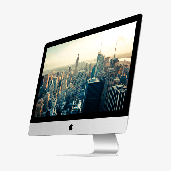 Refurbished iMac 21.5 inch i5 2.8 GHz 1TB HDD 8GB RAM (Late 2015)