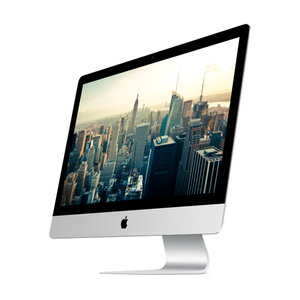 Refurbished iMac 21.5 inch i5 2.8 GHz 1TB SSD 8GB RAM (Late 2015)