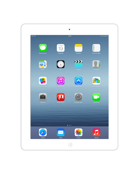 Refurbished iPad 4 32GB WiFi + 4G wit