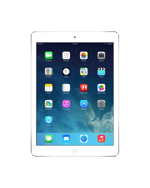 Refurbished iPad Air 1 32GB WiFi + 4G zilver