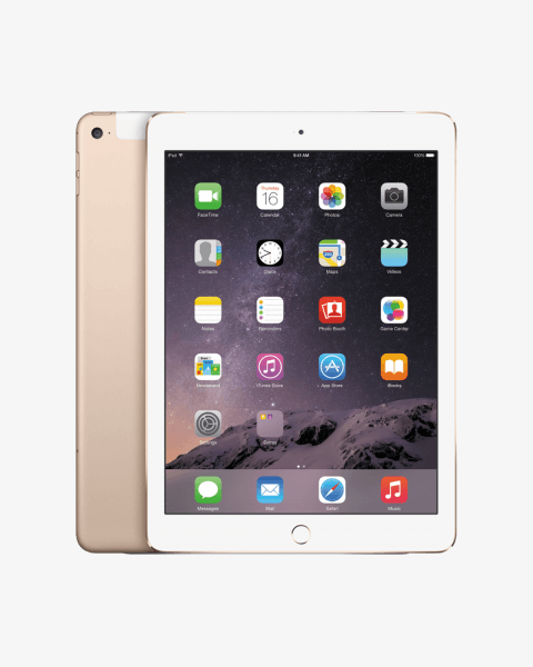 Refurbished iPad Air 2 16GB WiFi + 4G goud