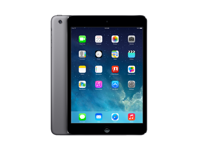Refurbished iPad mini 2 64GB WiFi Schwarz