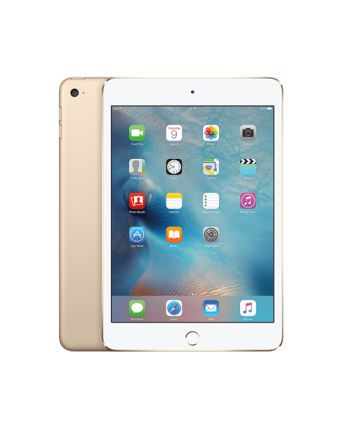 Refurbished iPad mini 3 16GB WiFi + 4G goud