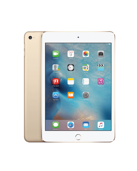 Refurbished iPad mini 3 16GB WiFi goud
