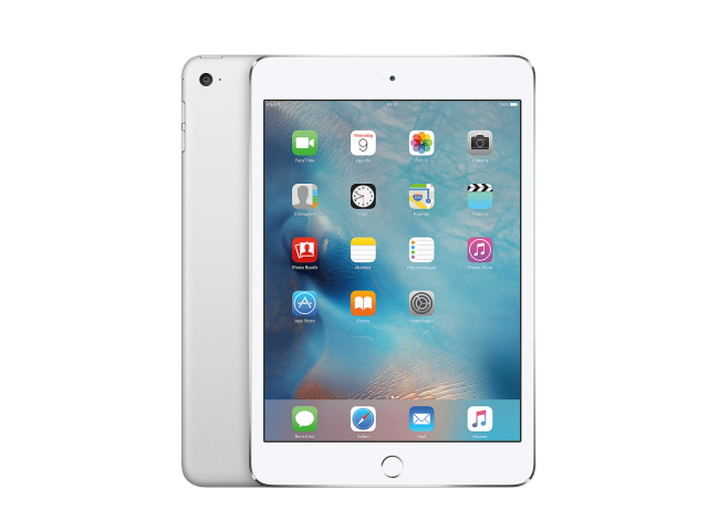 Refurbished iPad mini 4 16 GB WiFi Silber