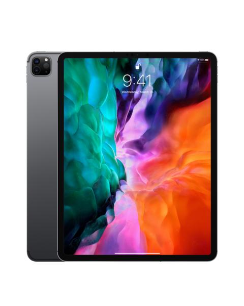 Refurbished iPad Pro 11-inch 1TB WiFi + 4G spacegrijs (2020)   Exclusief kabel en lader