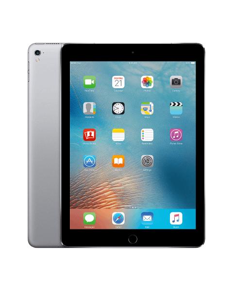 Refurbished iPad Pro 9.7 128GB WiFi zwart/space grijs