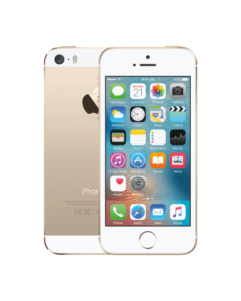 Refurbished iPhone 5S 64GB goud