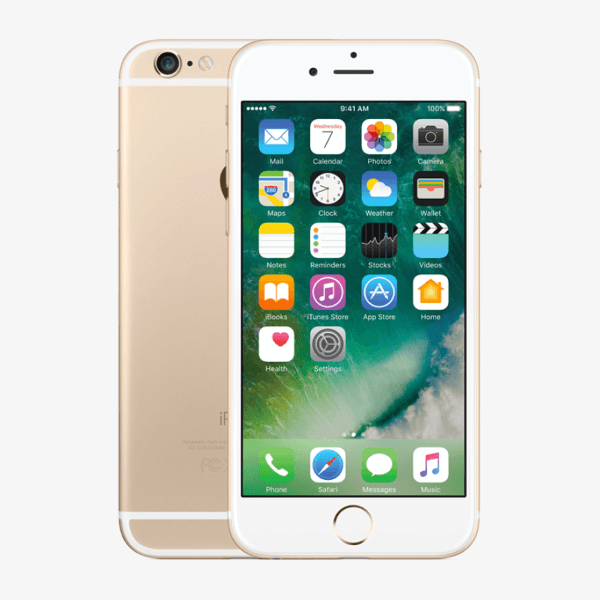 Refurbished iPhone 6 64GB goud
