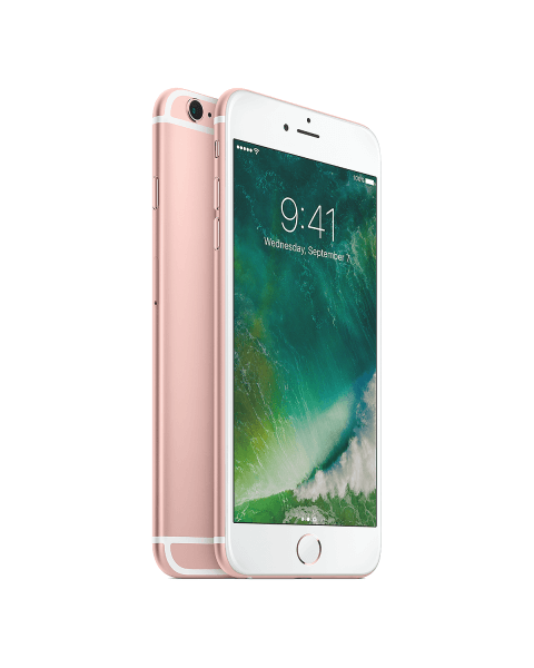 Refurbished iPhone 6S Plus 128GB rose goud