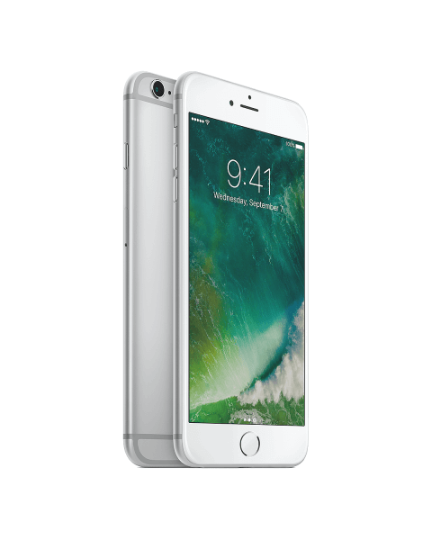 Refurbished iPhone 6S Plus 32GB zilver