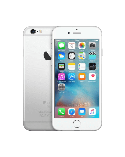 Refurbished iPhone 6S 16GB zilver