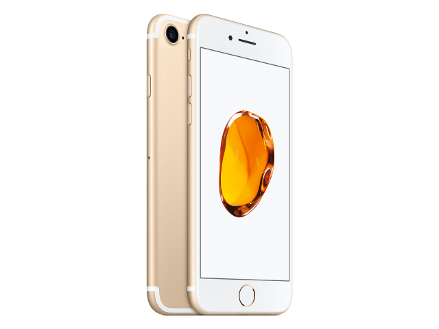 Refurbished iPhone 7 128GB goud B-grade