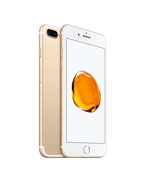 Refurbished iPhone 7 plus 128GB goud