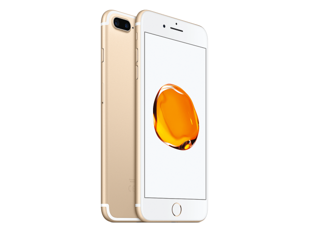 Refurbished iPhone 7 plus 128GB goud B-grade