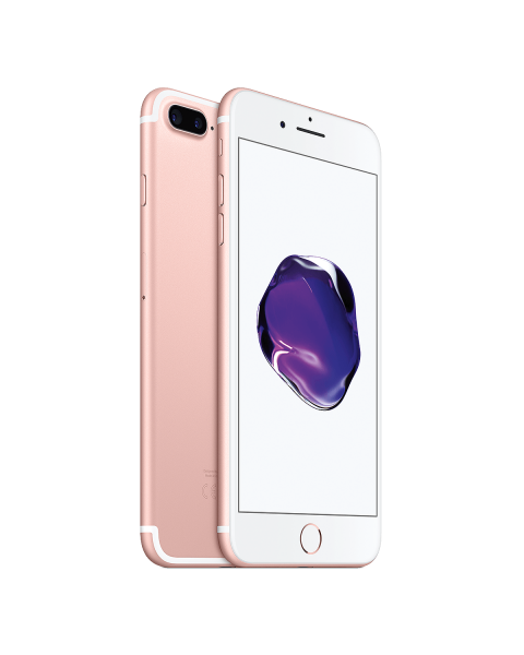Refurbished iPhone 7 plus 128GB rose goud