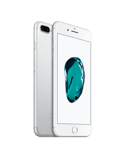 Refurbished iPhone 7 plus 32GB zilver