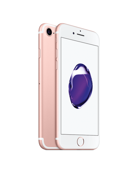 Refurbished iPhone 7 128GB rose goud