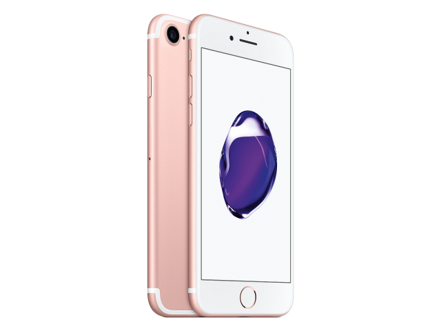 Refurbished iPhone 7 128GB rose goud A-grade