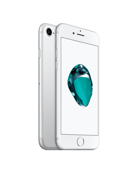 Refurbished iPhone 7 128GB zilver
