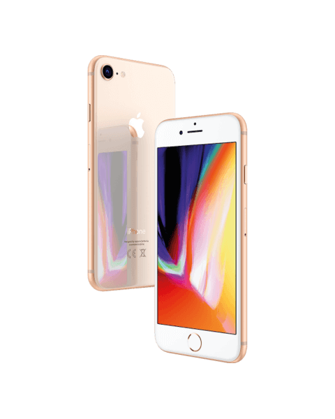 Refurbished iPhone 8 256GB gold