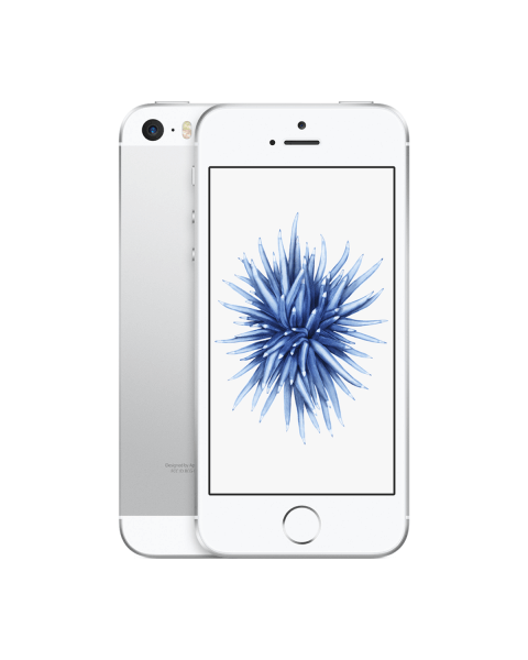Refurbished iPhone SE 64GB zilver