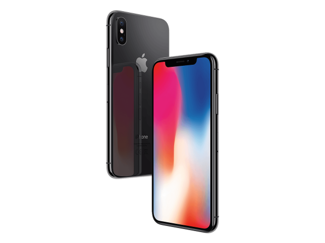 Refurbished iPhone X 256GB space grey B-grade