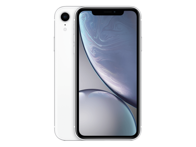 Refurbished iPhone XR 128GB wit B-grade