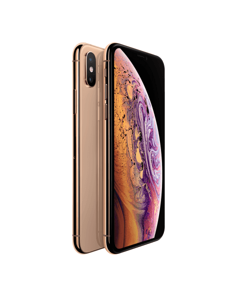 Refurbished iPhone XS 256GB goud