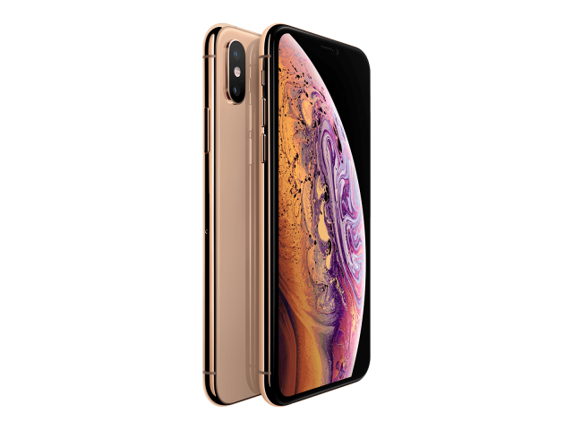Refurbished iPhone XS 256GB goud A-grade