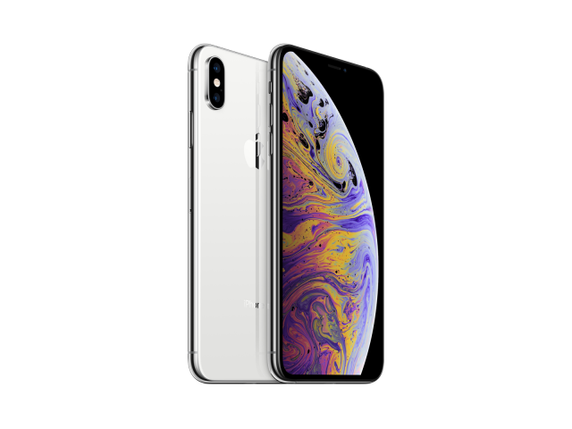 Refurbished iPhone XS Max 256GB silver A-grade