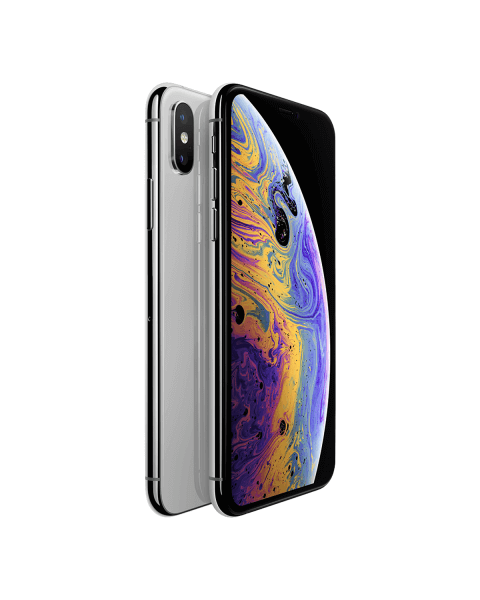 Refurbished iPhone XS 512GB silver