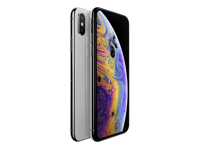 Refurbished iPhone XS 512GB silver A-grade