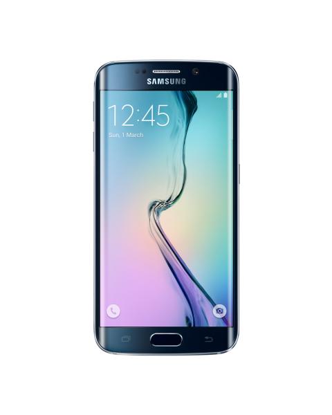 Refurbished Samsung Galaxy S6 Edge 64GB zwart