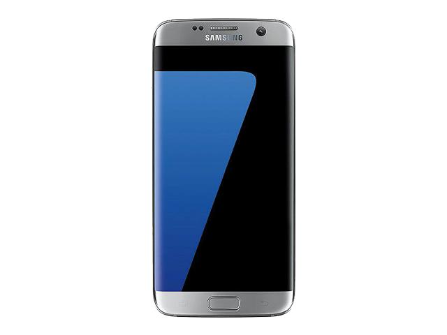 Refurbished Samsung Galaxy S7 Edge 32GB zilver A-grade