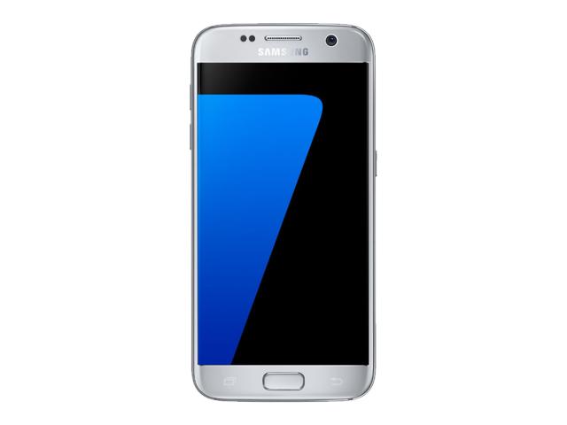 Refurbished Samsung Galaxy S7 32GB zilver A-grade