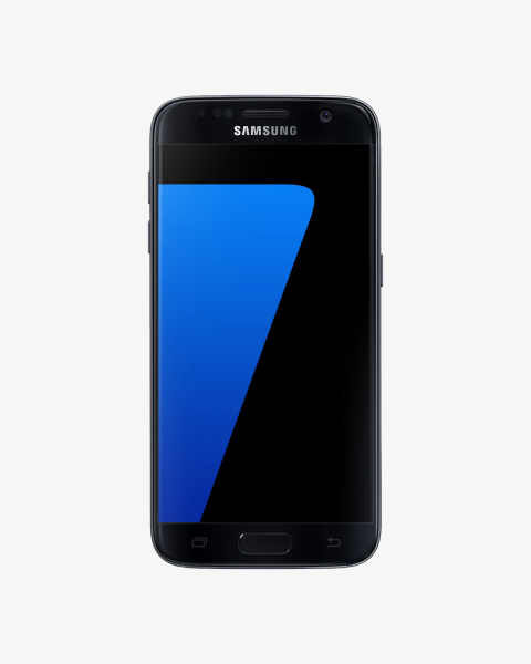 Refurbished Samsung Galaxy S7 32GB zwart