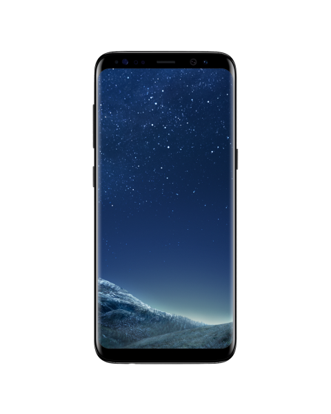 Refurbished Samsung Galaxy S8 Plus 64GB zwart