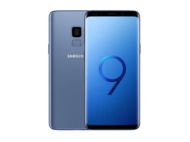 Refurbished Samsung Galaxy S9 64GB blauw A-grade