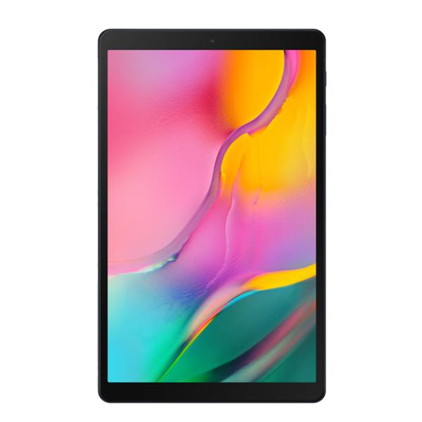 Refurbished Samsung Tab A | 10.1-inch | 64GB | WiFi + 4G | zwart (2019)
