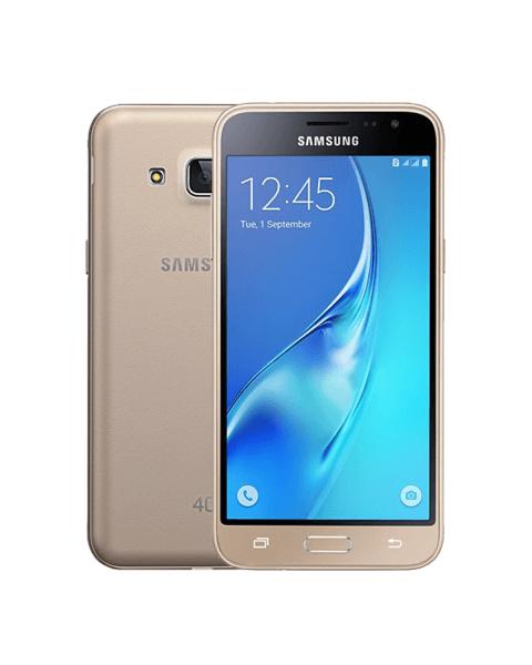 Refurbished Samsung Galaxy J3 8GB Goud (2016)