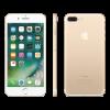 Refurbished iPhone 7 plus 256GB goud